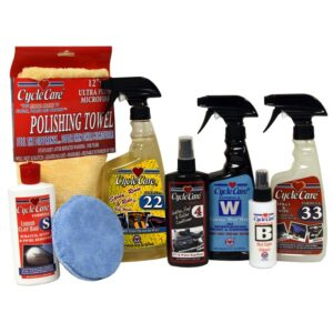 Cycle Care Cleaning Package